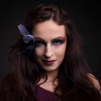 Makiažas ir šukuosena Vilniuje (Dyle make up) - Žirmūnuose / Dovilė / Darbų pavyzdys ID 550707
