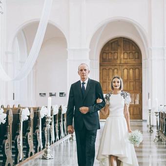 Vestuvinių ir proginių suknelių siuvimas ir taisymas / Larisa Bernotienė / Darbų pavyzdys ID 552643