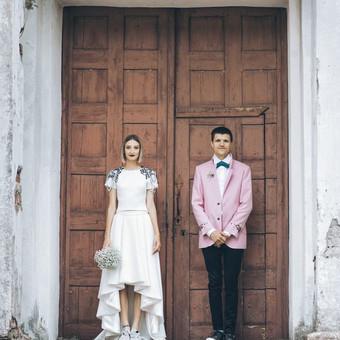 Vestuvinių ir proginių suknelių siuvimas ir taisymas / Larisa Bernotienė / Darbų pavyzdys ID 552645