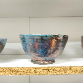 Andrius keramika, ŽIEDŽIU, LIPDAU, VILNIUS / Andrius keramika / Ramūs moliai / Darbų pavyzdys ID 553149