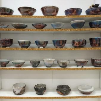 Andrius keramika, ŽIEDŽIU, LIPDAU, VILNIUS / Andrius keramika / Ramūs moliai / Darbų pavyzdys ID 553173
