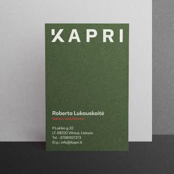 Logotipo ir prekės ženklo kūrimas. / Kostas Vasarevičius / Darbų pavyzdys ID 553477