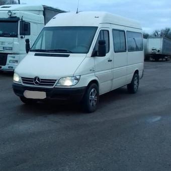 Keleivių pervežimas - mikroautobuso nuoma su vairuotoju / Ramūnas Karalius / Darbų pavyzdys ID 553957