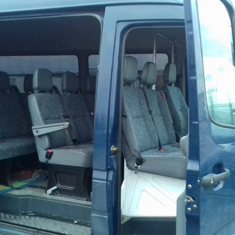 Keleivių pervežimas - mikroautobuso nuoma su vairuotoju / Ramūnas Karalius / Darbų pavyzdys ID 553959