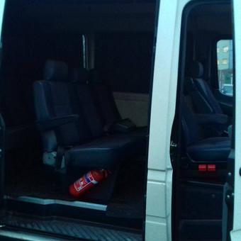 Keleivių pervežimas - mikroautobuso nuoma su vairuotoju / Ramūnas Karalius / Darbų pavyzdys ID 553961