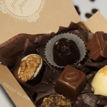 Šokolado meistras / Chocolaterie Ch / Darbų pavyzdys ID 77032