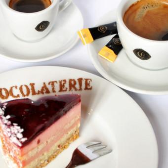 Šokolado meistras / Chocolaterie Ch / Darbų pavyzdys ID 77035