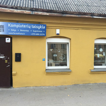 Kompiuterių remontas -TermoPasta Vilniuje / Mantgirdas Kaminskas / Darbų pavyzdys ID 554921