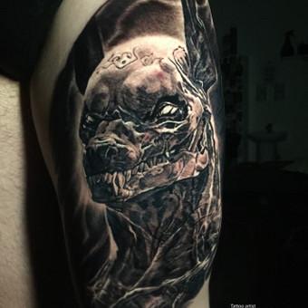 Kietos tattoo tik kietiems. / Evaldas(Mantikora) / Darbų pavyzdys ID 556609