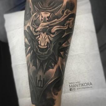 Kietos tattoo tik kietiems. / Evaldas(Mantikora) / Darbų pavyzdys ID 556611