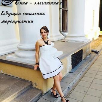 Ana - elegantiška vedėja stilingiems renginiams