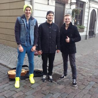 Mūsų muzikantai ir Maks Korzh