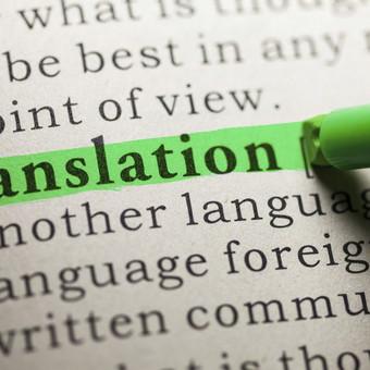 Vertėjas, kokybiški vertimai, vertimų biurai / Lijana / Darbų pavyzdys ID 558259