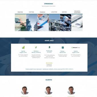 GO ERP diegia ir palaiko verslo valdymo sistemą Microsoft Dynamics AX ir turi didžiausią techninę AX specialistų komandą Lietuvoje