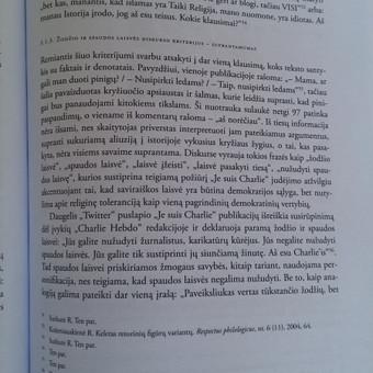 Patyrusi kūrybinga redaktorė / Dangutė A. / Darbų pavyzdys ID 506649