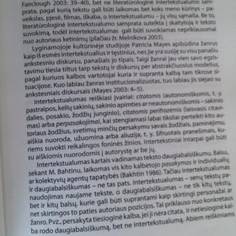 Patyrusi kūrybinga redaktorė / Dangutė A. / Darbų pavyzdys ID 506653