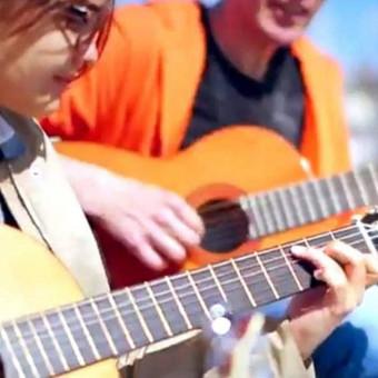 Gitaros pamokos Klaipėdoje / Alex Guru / Darbų pavyzdys ID 561599