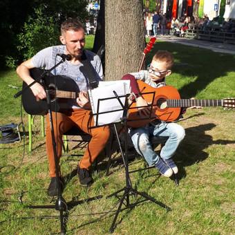 Gitaros pamokos Klaipėdoje / Alex Guru / Darbų pavyzdys ID 561601