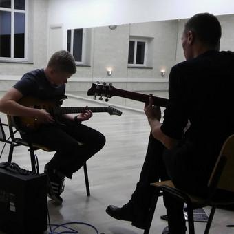 Gitaros pamokos Klaipėdoje / Alex Guru / Darbų pavyzdys ID 561603