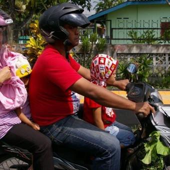 Kasdieninis indoneziečių gyvenimas