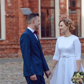 Priimu registracijas vestuvėms 2020metais! / Snieguolė / Darbų pavyzdys ID 567405