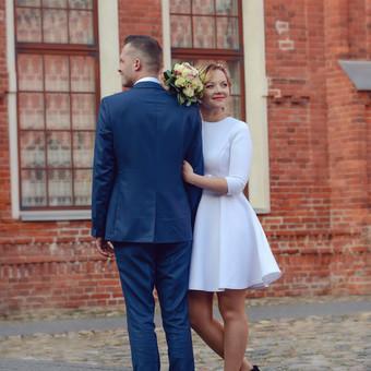Priimu registracijas vestuvėms 2020metais! / Snieguolė / Darbų pavyzdys ID 567413