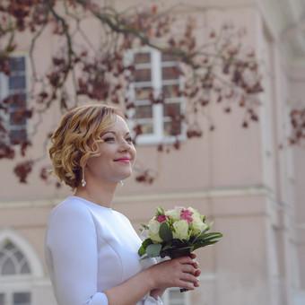 Priimu registracijas vestuvėms 2020metais! / Snieguolė / Darbų pavyzdys ID 567419