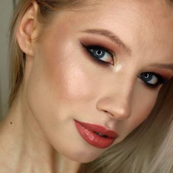 Aistė Skunčikaitė Makeup artist / Aistė Skunčikaitė / Darbų pavyzdys ID 568315