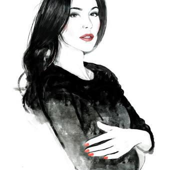 Dailininkas iliustratorius / Dovydas / Darbų pavyzdys ID 569267