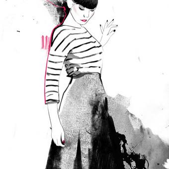 Dailininkas iliustratorius / Dovydas / Darbų pavyzdys ID 571193