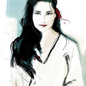 Dailininkas iliustratorius / Dovydas / Darbų pavyzdys ID 571195