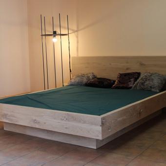 Mediniai baldai pagal užsakymą / UAB Medžio interjeras / Darbų pavyzdys ID 571211
