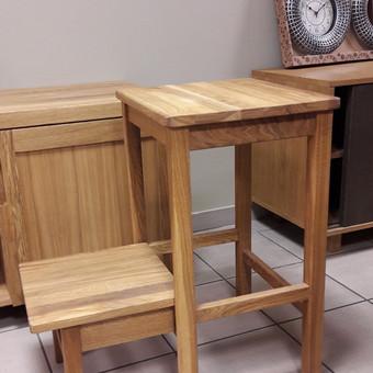 Mediniai baldai pagal užsakymą / UAB Medžio interjeras / Darbų pavyzdys ID 571221