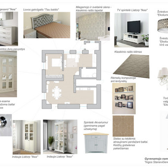 Ingos Stan dizaino studija / Inga Stanevičienė / Darbų pavyzdys ID 572697
