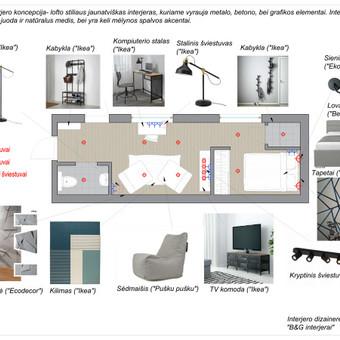 Ingos Stan dizaino studija / Inga Stanevičienė / Darbų pavyzdys ID 572701