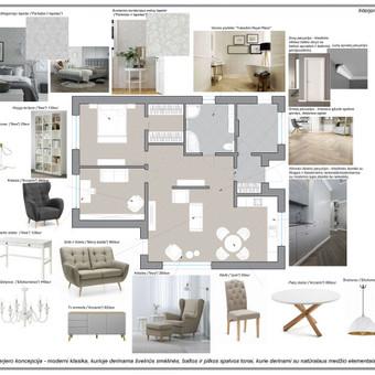 Ingos Stan dizaino studija / Inga Stanevičienė / Darbų pavyzdys ID 572703