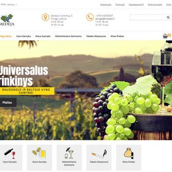 Internetinių svetainių, e. shop kūrimas- INTERATEITIS / UAB Interateitis / Darbų pavyzdys ID 572709