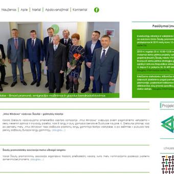 Internetinių svetainių, e. shop kūrimas- INTERATEITIS / UAB Interateitis / Darbų pavyzdys ID 572711