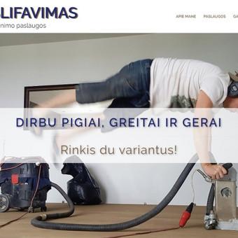Internetinių svetainių, e. shop kūrimas- INTERATEITIS / UAB Interateitis / Darbų pavyzdys ID 572713