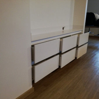 Virtuvės baldai / Žilvinas Baldai / Darbų pavyzdys ID 573367