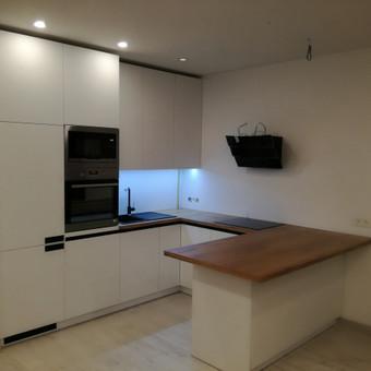 Virtuvės baldai / Žilvinas Baldai / Darbų pavyzdys ID 573375