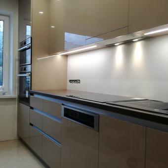 Virtuvės baldai / Žilvinas Baldai / Darbų pavyzdys ID 573377