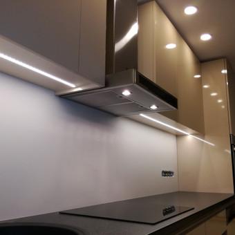 Virtuvės baldai / Žilvinas Baldai / Darbų pavyzdys ID 573379