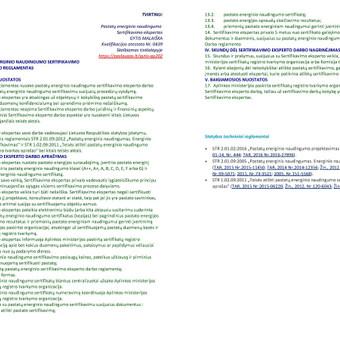 Energinis A+, Inžinerinių sistemų projek. ŠVOK ir VN / Gytis Malaiška / Darbų pavyzdys ID 573443