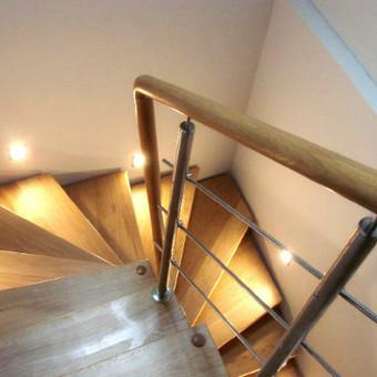 Uosiniai laiptai