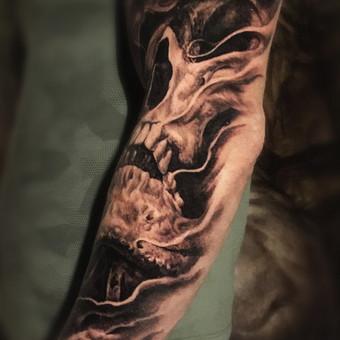 Kietos tattoo tik kietiems. / Evaldas(Mantikora) / Darbų pavyzdys ID 573763