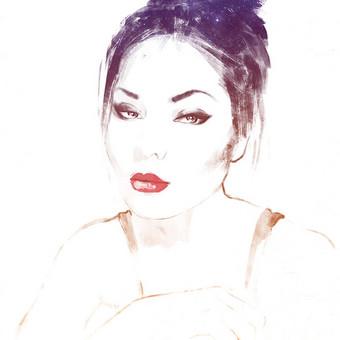 Dailininkas iliustratorius / Dovydas / Darbų pavyzdys ID 574737