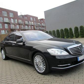 Mercedes S500L, 2012m. Nuoma su vairuotoju jūsų šventei :)  MB S500L ir MB Viano nuoma su vairuotoju jūsų šventei ar kelionei :) Www.taxidriver.lt , info@taxidriver.lt , 8 687 66366 #merced ...