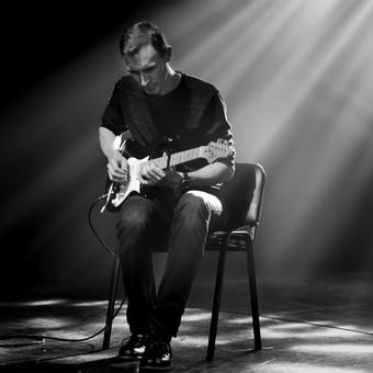 Gitaros pamokos Klaipėdoje / Alex Guru / Darbų pavyzdys ID 575535