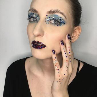 Aistė Skunčikaitė Makeup artist / Aistė Skunčikaitė / Darbų pavyzdys ID 532403